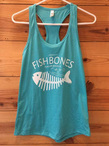 Home of the Fishbones Women's Tank Top