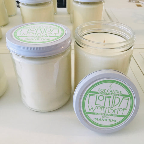 Island Time Soy Candle