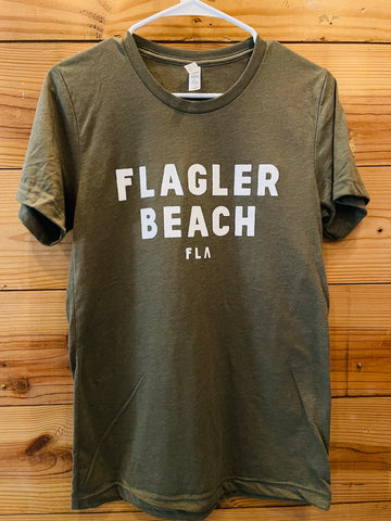 Flagler Beach Fla - T-shirt