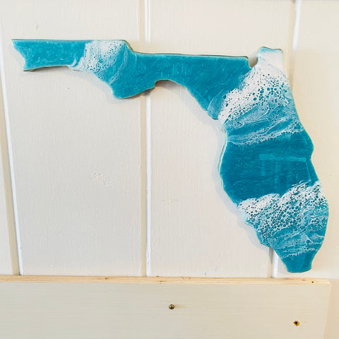 Small Resin Florida's
