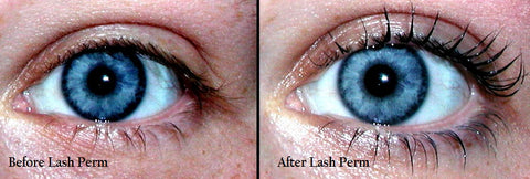Curling Lash Lift