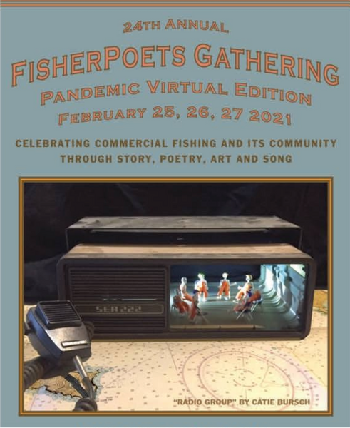 Fisherpoets Gathering - Virtual Pandemic Edition