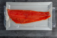 Load image into Gallery viewer, Buying Club SALMON FILLETS 20 LB CASE  •  $13.50/lb