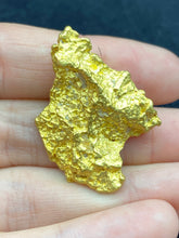 Load image into Gallery viewer, Natural Gold Nugget 37.2 grams