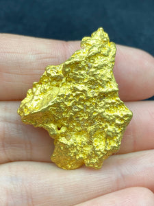 Natural Gold Nugget 37.2 grams