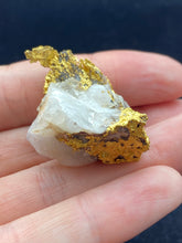 Load image into Gallery viewer, Natural Gold Specimen 41.7 grams total