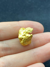 Load image into Gallery viewer, Natural Gold Nugget 11.5 grams