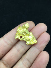 Load image into Gallery viewer, Natural Gold Nugget 17.7 grams