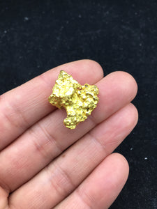 Natural Gold Nugget 14.4 grams
