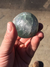 Load image into Gallery viewer, Fluorite Sphere