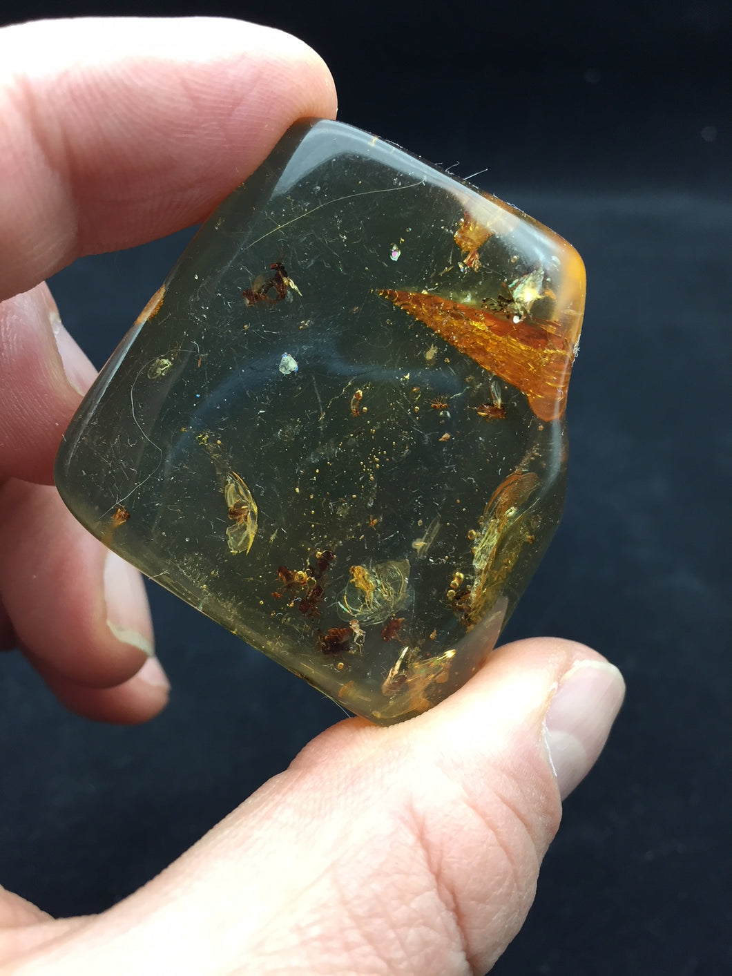 Copal / Amber Colombia