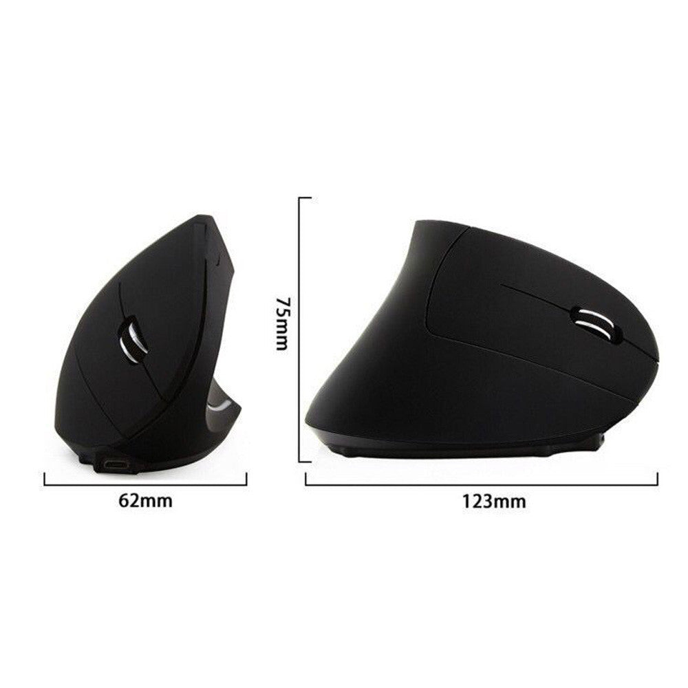 Vertical Mouse for Gamers - Ergonomic Design