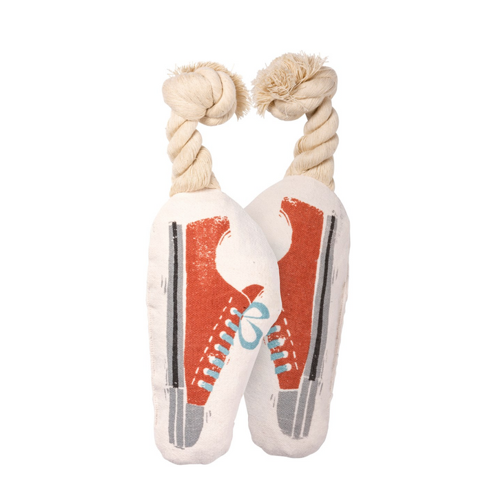 Sneaker Dog Toy