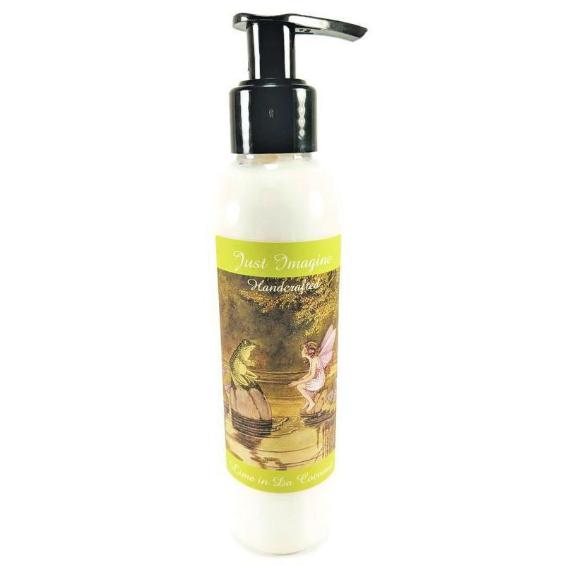 Lime in Da Coconut 7 oz Lotion-Just Imagine Handcrafted Bath & Body