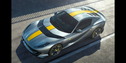 Ferrari 812 Superfast Limited Edition Model To Debut Next Month With More Power