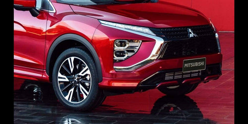 Redesigned 2022 Mitsubishi Eclipse Cross Starts Under $25K