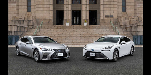Toyota Introduces New Driver Assistance Suite for Lexus LS And Mirai