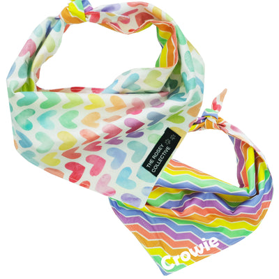 Low-Key Good Vibes Bandana