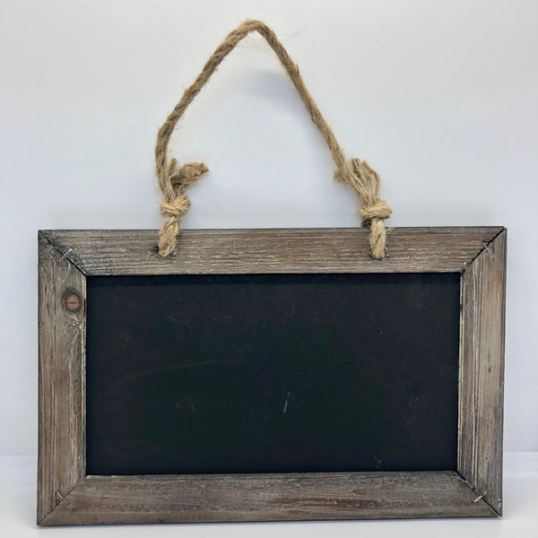 Two-Sided Message Blackboard-Blackboards-Flippin'Treasures