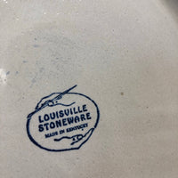 Louisville Stoneware-BBQ by Chuck-Plate-Platter-Flippin'Treasures