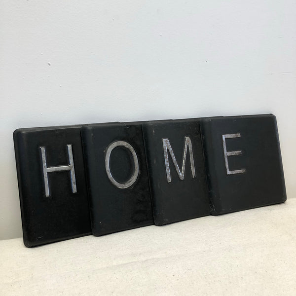 Home Metal Wall Tiles-Wall Decor-Flippin'Treasures