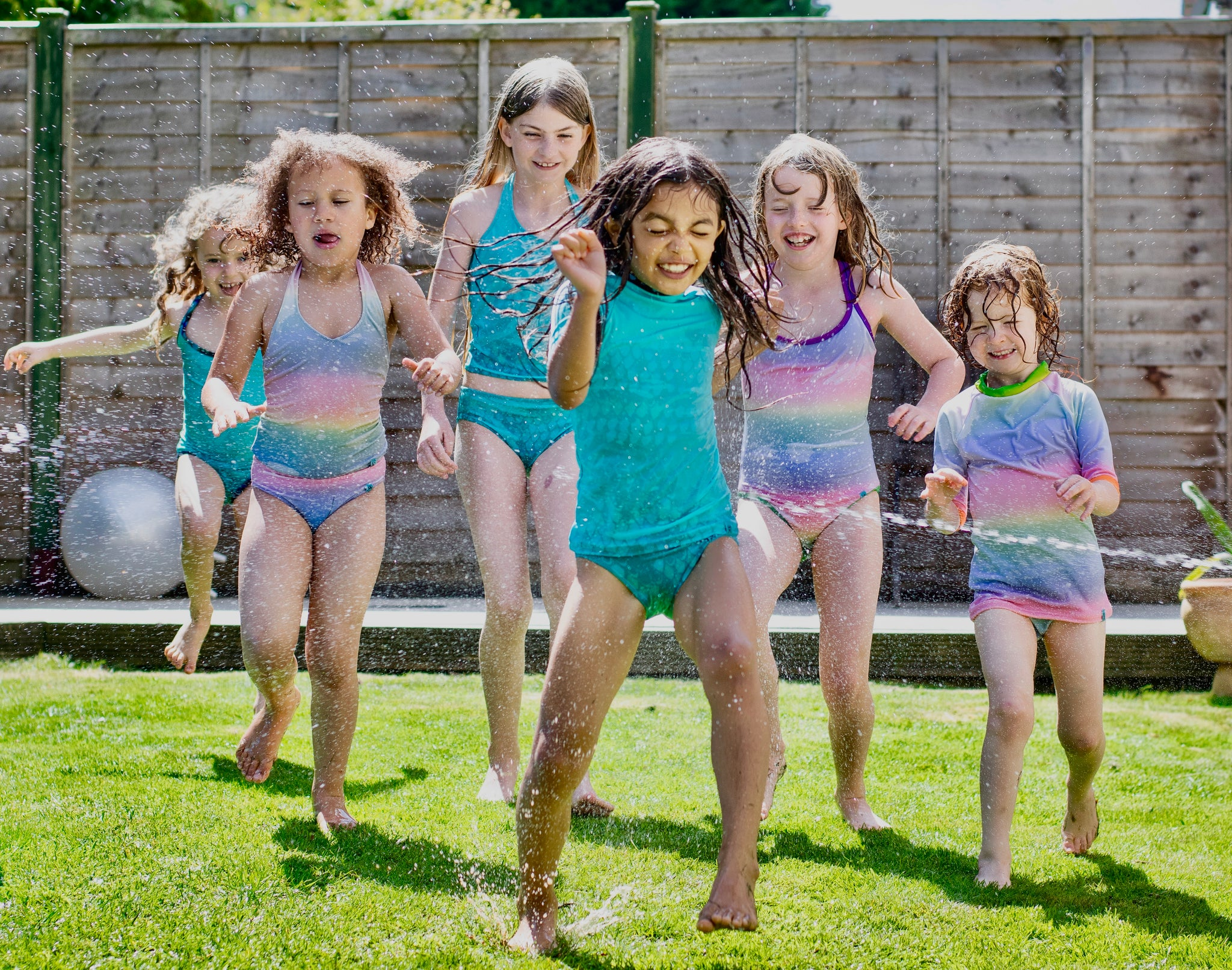 Pre-Order Children's Colour Change Swimwear