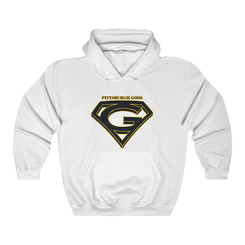 Hooded Sweatshirt - (12 colors available) - Gods