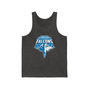 Unisex Jersey Tank (4 Colors) -FALCONS