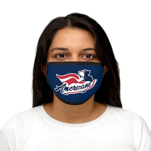 Mixed-Fabric Face Mask - Americans_2