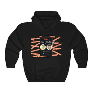 Hooded Sweatshirt - (12 colors available) - Tinderwolves_2