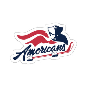Kiss-Cut Helmet Stickers - Americans_2