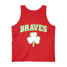 Men's Ultra Cotton Tank Top - BRAVES  (5 colors available)
