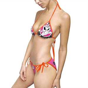 Women's Bikini Swimsuit - Ducks