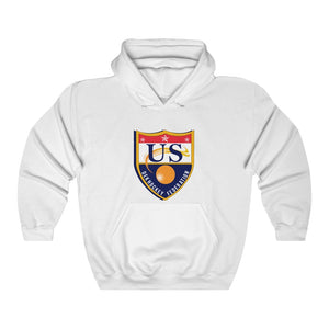 Hooded Sweatshirt - (12 colors available) USDHF
