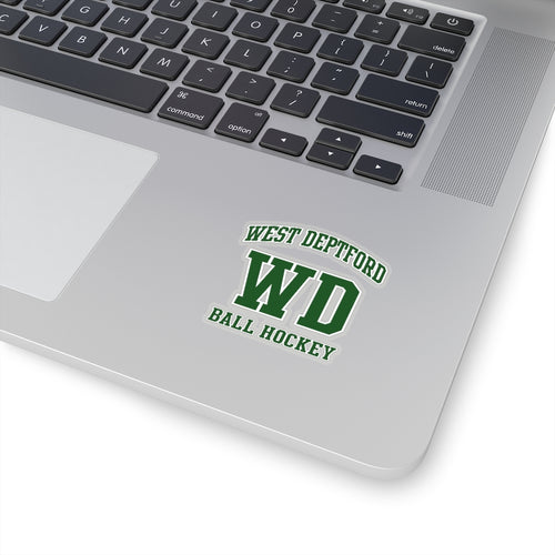 Kiss-Cut Stickers - (4 Sizes) - West Deptford