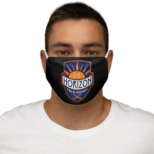 Snug-Fit Polyester Face Mask - HORIZON
