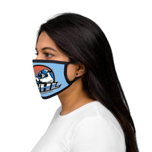 WHL Mixed-Fabric Face Mask