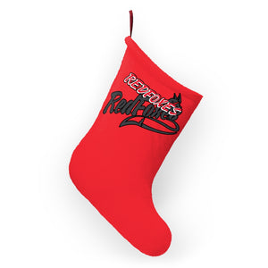 Christmas Stockings - RED FOXES