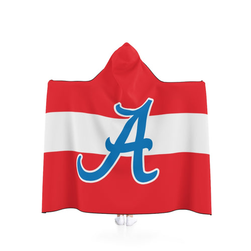 Hooded Blanket - (2 sizes) - Americans
