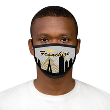 Mixed-Fabric Face Mask - Franchize_2