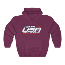 Hooded Sweatshirt - (12 colors available) USDHF_U20