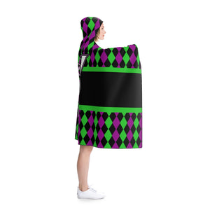 Hooded Blanket - (2 sizes) - Vipers