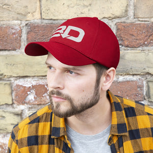 "Twill Hat ""velcro closure"" - (10 colors) - Bardown"