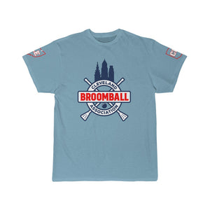 Men's Short Sleeve Tee - Cleveland Broomball