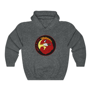 Hooded Sweatshirt - (12 colors available) - Hellfish