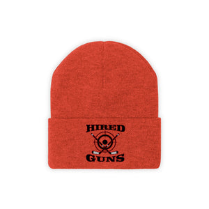 Knit Beanie - Hired Guns
