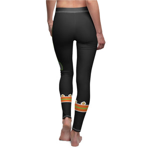 Women's Cut & Sew Casual Leggings - STANLEY
