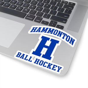 Kiss-Cut Stickers - (4 Sizes) Hammonton