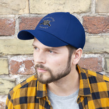 "Twill Hat ""velcro closure"" - (5 colors) - Hired Guns_2"