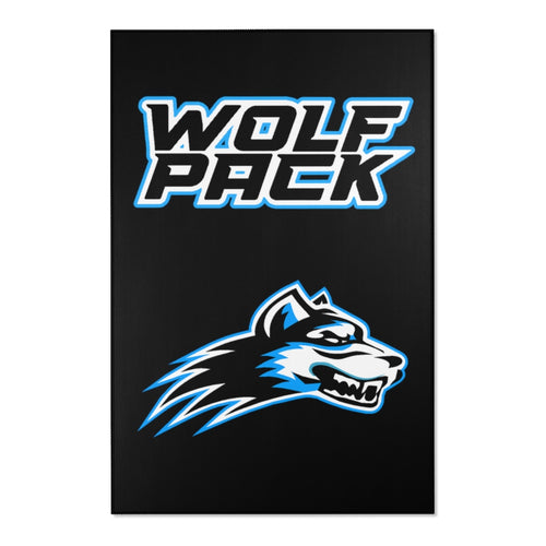 Area Rugs (6 sizes) -  WOLF PACK